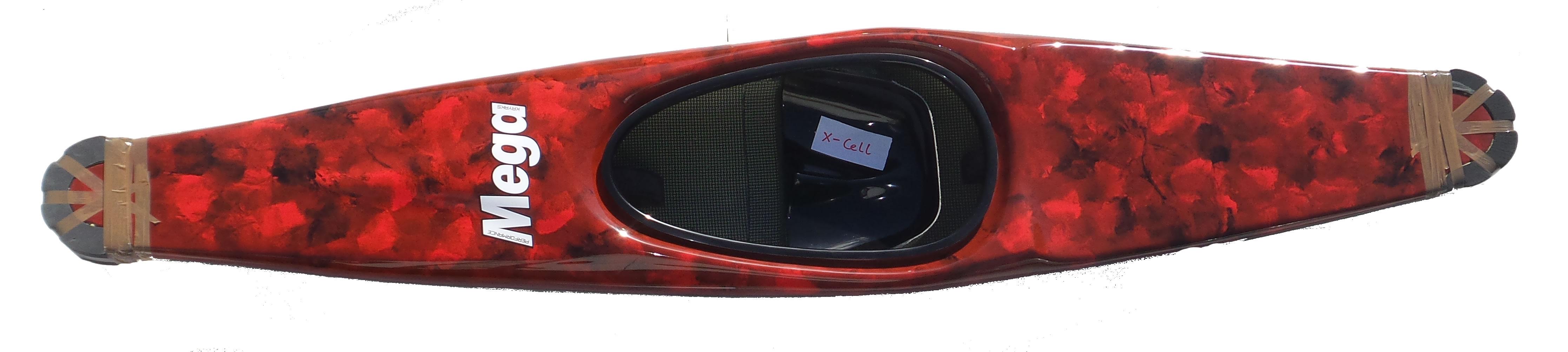 Mega X-Cell Polo kayak