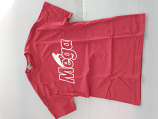 Mega T Shirt ( wine Red)