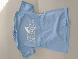 Mega T Shirt (Blue)