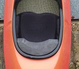 Mega Kayaks Large Back Block. Custom fit.