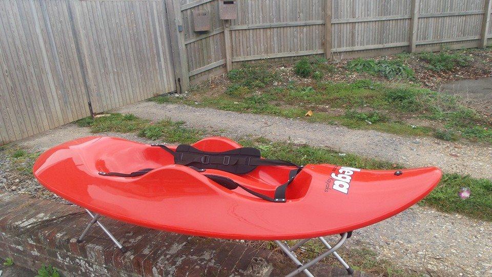 meet the kayak